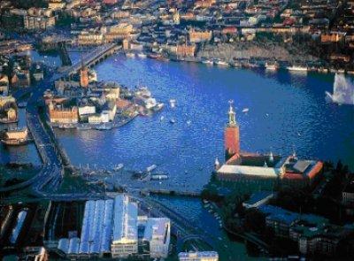 Stockholm: 04.08.-07.08.2019 - 4 Tage